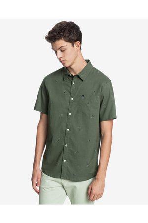Quiksilver Yacht Rock Shirt Green