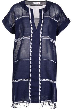 Lemlem Senhora Vestidos Tipo Túnica - Neela cotton kaftan dress