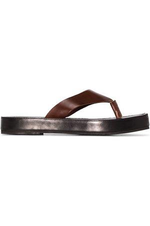 St Agni Senhora Cuecas - Oliver thong-strap sandals