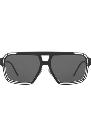 Dolce & Gabbana Square-frame tinted sunglasses