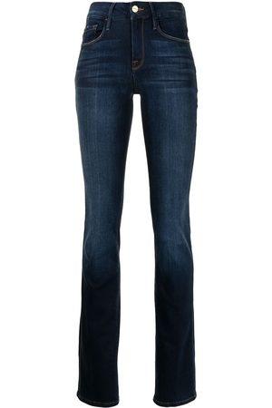FRAME Senhora Bootcut & Boca-de-sino - Le mini bootcut jeans