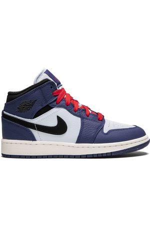 Jordan Kids TEEN Air Jordan 1 Mid SE (GS) sneakers