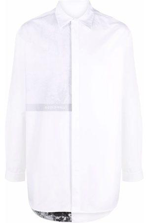 A-cold-wall* Long-length button-up shirt