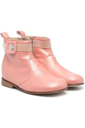 PèPè Zip-up ankle boots