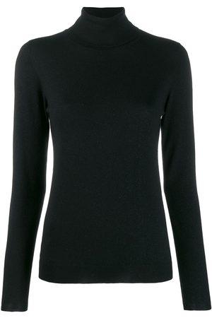 Brunello Cucinelli Senhora Camisolas - Fitted roll-neck sweater