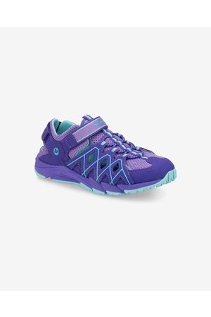 Merrell Hydro Quench Kids Sandals Violet