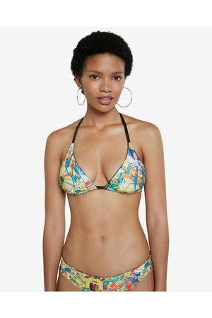 Desigual Florida Bikini top Colorful