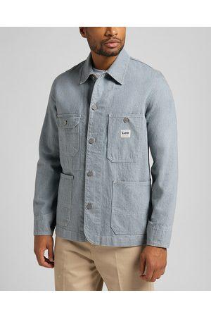 Lee Box Pocket Loco Jacket Blue