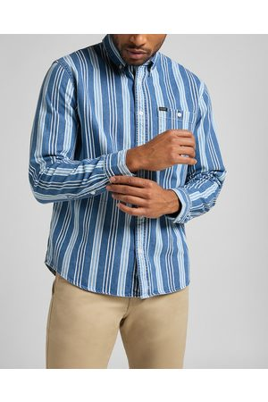 Lee Riveted Shirt Blue