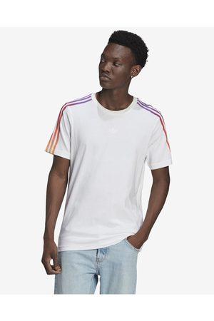 adidas Sprt 3-Stripes T-shirt White