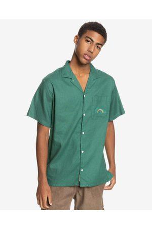 Quiksilver Del Marcos Shirt Green