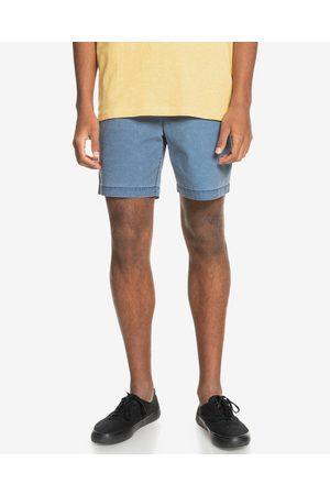Quiksilver Homem Calções - Taxer Shorts Blue