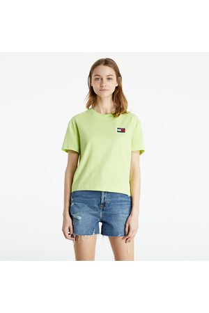 Tommy Hilfiger Badge Tee Faded Lime