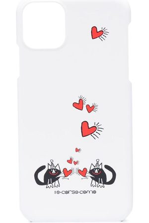 10 CORSO COMO Senhora Phones - Black iPhone 11 Pro case