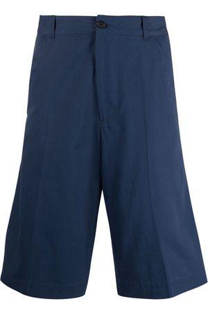 Kenzo Long cotton shorts