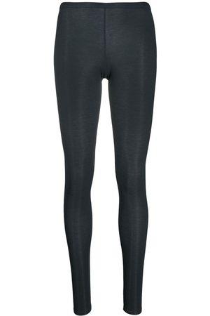 MAISON CLOSE Stretch-fit modal leggings