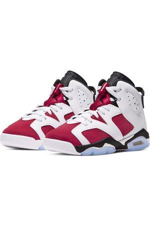 """Jordan Kids Menino Ténis - Air Jordan 6 Retro """"Carmine"""" sneakers"""