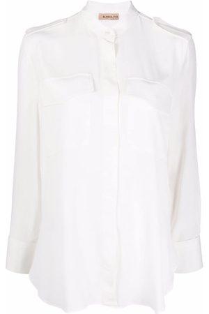 BLANCA Senhora Camisas - Long-sleeved military shirt