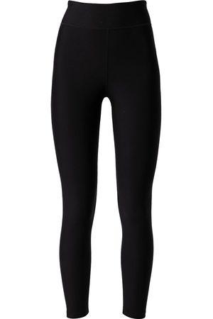 The Upside Logo-print tech midi pants
