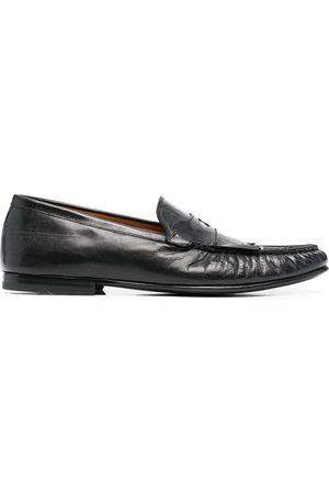 Bally Homem Oxford & Moccassins - Cromwell fringe-flap loafers