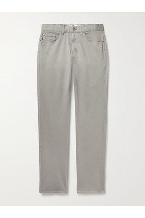 Peter Millar Homem Calças Justas - Ultimate Stretch Cotton and Modal-Blend Sateen Trousers