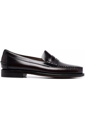 SEBAGO Homem Oxford & Moccassins - Almond-toe slip-on loafers