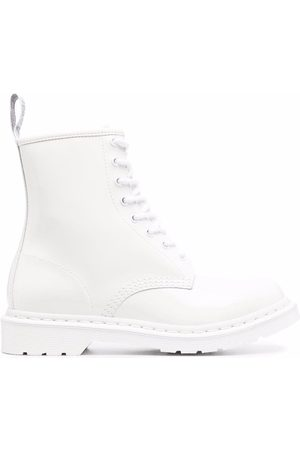 Dr. Martens High-shine ankle boots