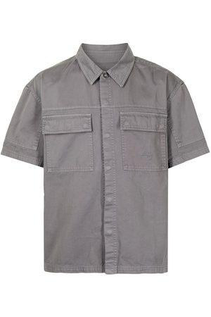 A-COLD-WALL* Boxy-fit cotton shirt