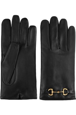 Gucci Horsebit gloves