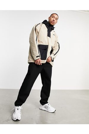 adidas Homem Casacos Outdoor - Outdoor utilitas anorak in beige-Neutral