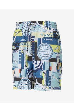 PUMA International AOP Shorts Blue