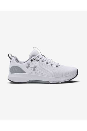 Under Armour Charged Commit Sneakers White