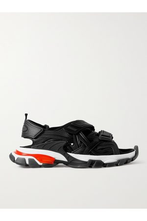 BALENCIAGA Homem Sandálias - Track Neoprene and Rubber Sandals