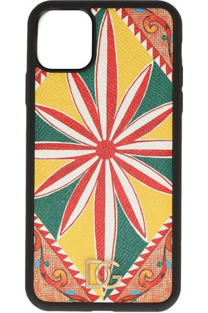 Dolce & Gabbana Senhora Phones - Graphic-print iPhone 11 case