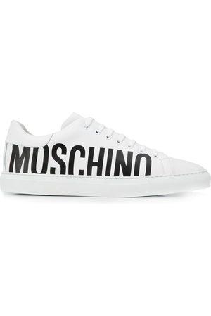 Moschino Printed logo sneakers