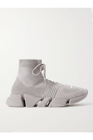 BALENCIAGA Homem Camisolas - Speed 2.0 Stretch-Knit Sneakers