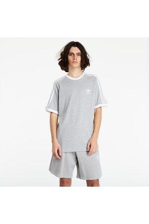 adidas Homem T-shirts & Manga Curta - 3-Stripes Tee Mgreyh