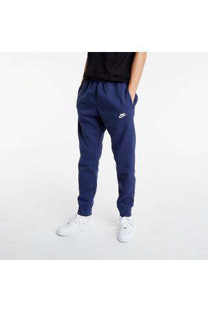 Nike Sportswear Club Joggers BB Midnight Navy/ Midnight Navy/ White