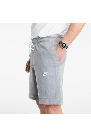 Nike Sportswear Modern Short Fleece Particle Grey/ HTR/ Ice Silver/ White