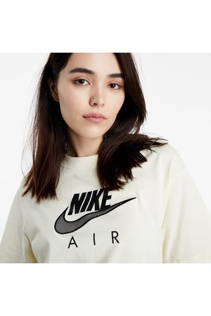 Nike Sportswear W Air Bf Top Coconut Milk/ Black