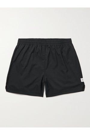 Reigning Champ Homem Calções desportivos - Night Run Reflective Shell Shorts