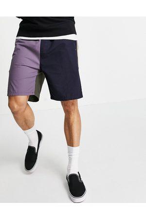 Carhartt Homem Calções - Valliant ripstop shorts in multi