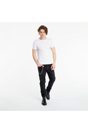Calvin Klein 2 Pack Slim Organic Cotton T-Shirts Bright