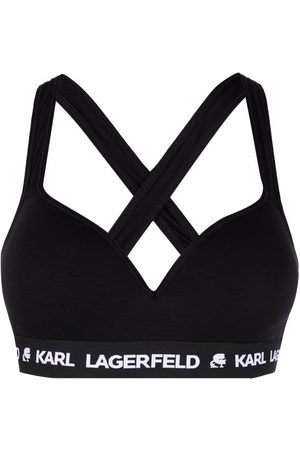 Karl Lagerfeld Logo-underband bra