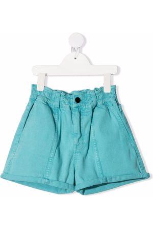 Le pandorine Slim-fit denim shorts