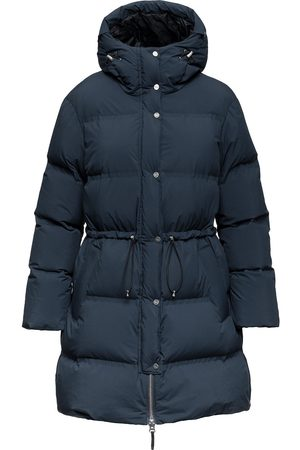 Aztech Senhora Casacos - Galena hooded puffer down coat