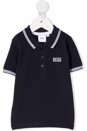 HUGO BOSS Bebé Pólos - Embroidered logo polo shirt