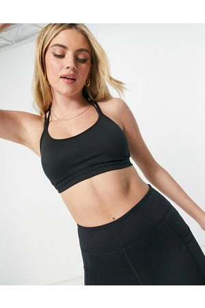 Gilly Hicks Go co-ord sports bra in black
