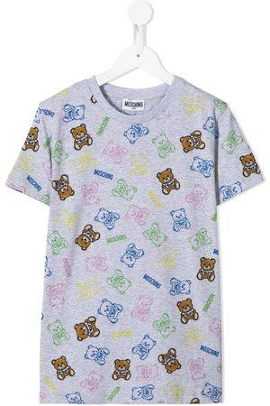 Moschino Teddy-bear print T-shirt