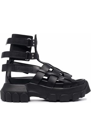Rick Owens Hiking Tractor sandals